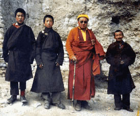 Tashi Kaish is second from the left.
